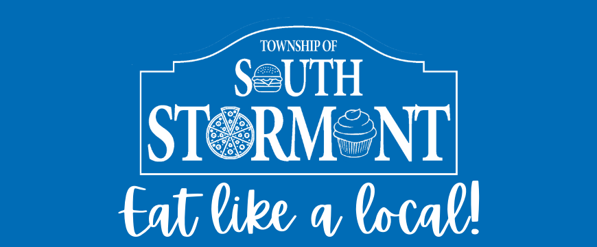 South Stormont Logo and a tagline that reads