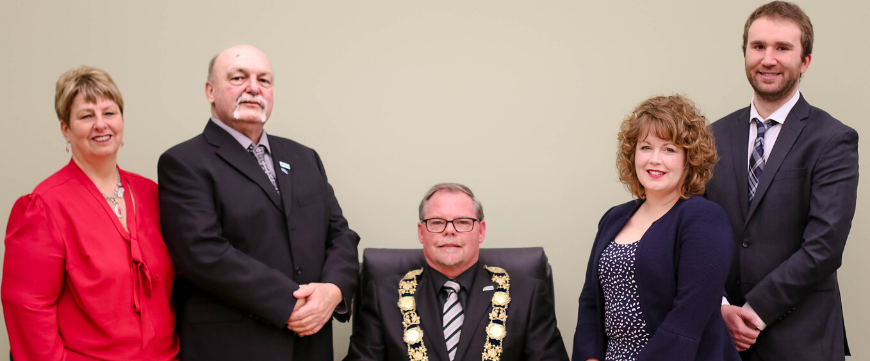 Township of South Stormont 2018-2022 Members of Council